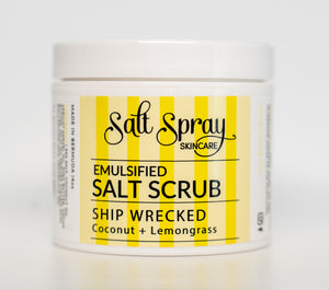 Sea Salt Scrub - Salt Spray Soap Co.