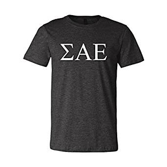 Sigma Alpha Epsilon Short Sleeve T-Shirt