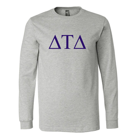 Delta Tau Delta Long Sleeve T-shirt