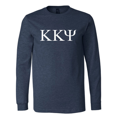 Kappa Kappa Psi Long Sleeve T-shirt