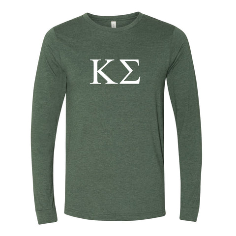 Kappa Sigma Long Sleeve T-shirt