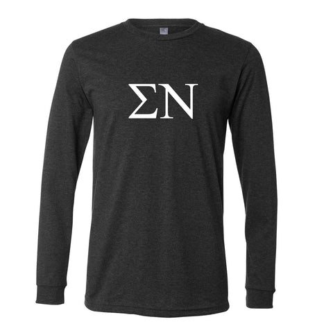 Sigma Nu Long Sleeve T-shirt