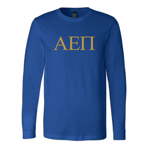 Alpha Epsilon Pi Long Sleeve T-shirt