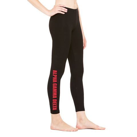Alpha Gamma Delta Leggings