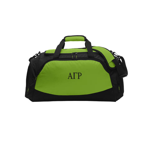 Alpha Gamma Rho Duffel Bag