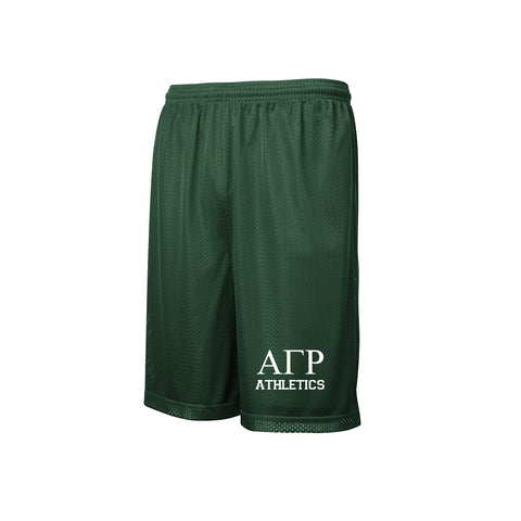 Alpha Gamma Rho Mesh Sports Shorts