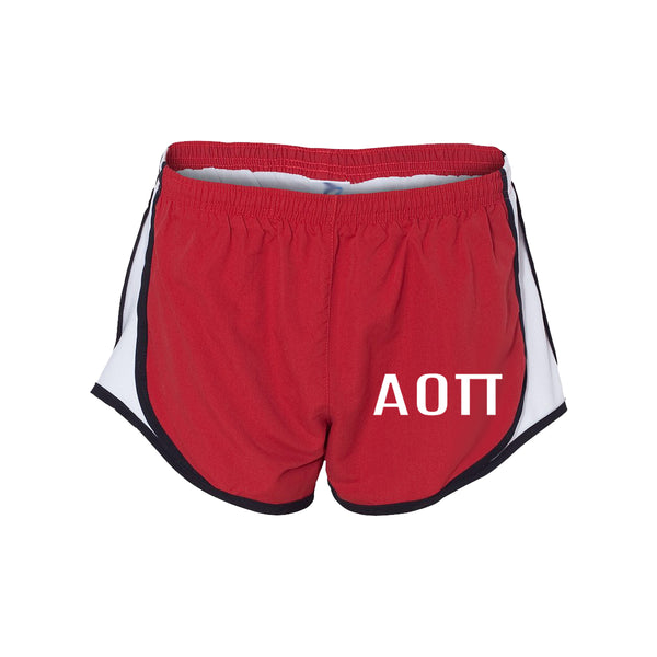 Alpha Omicron Pi Running Shorts