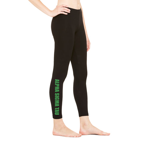 Alpha Sigma Tau Leggings