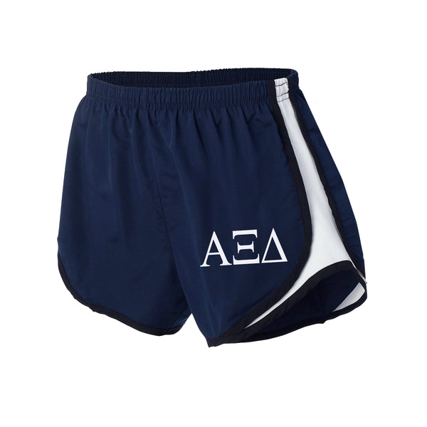 Alpha Xi Delta Running Shorts