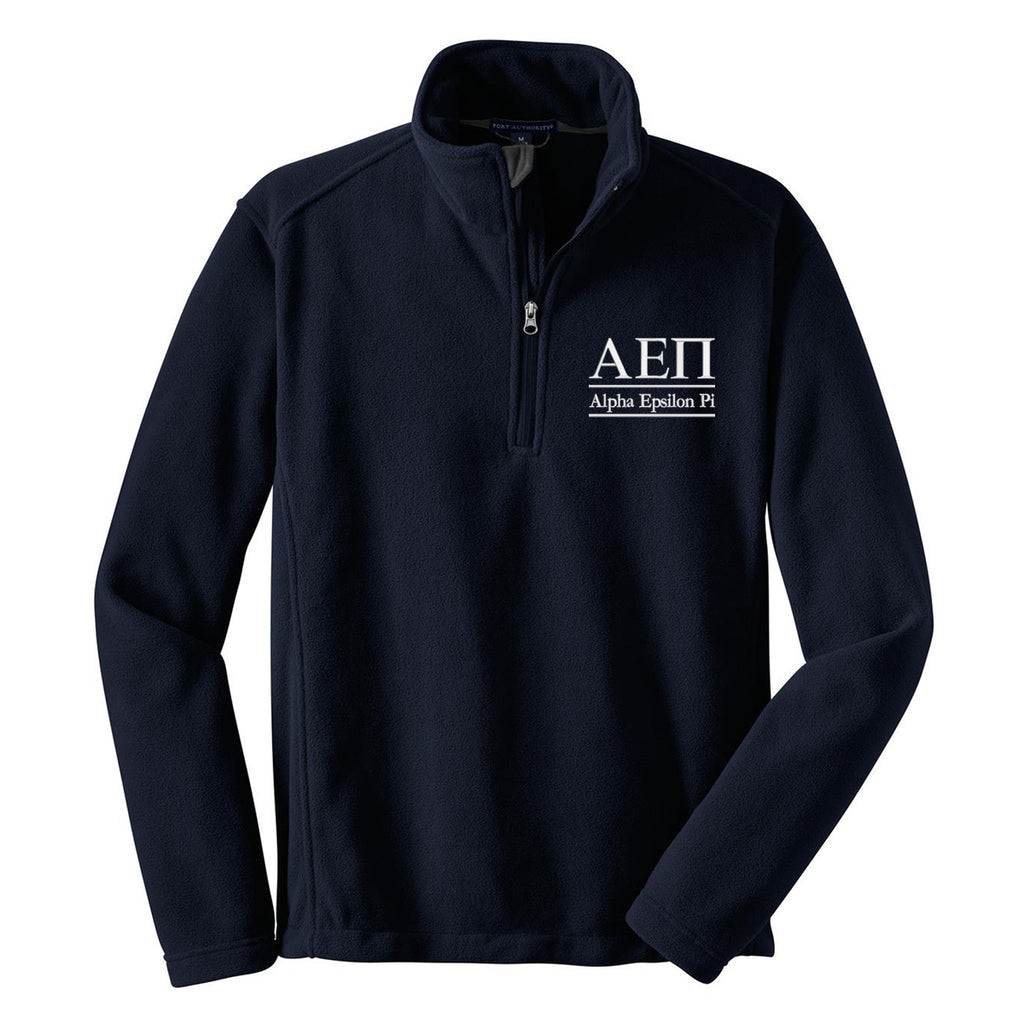 Alpha Epsilon Pi Fleece Pullover