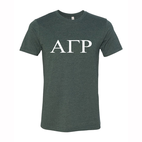 Alpha Gamma Rho Short Sleeve T-Shirt