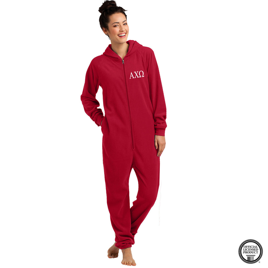 Alpha Chi Omega Fleece Lounger