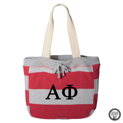 Alpha Phi Beachcomber Bag