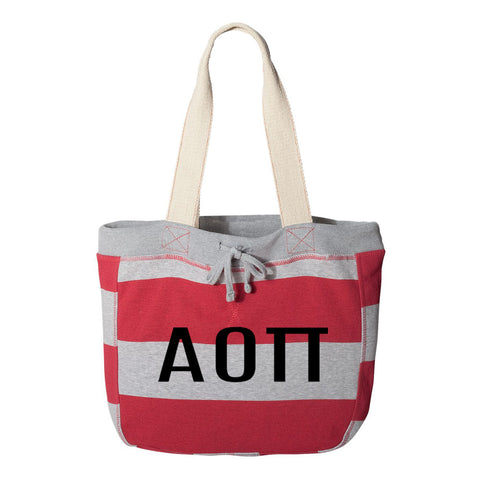 Alpha Omicron Pi Beachcomber Bag