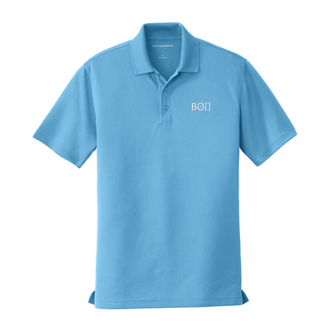 Beta Theta Pi Performance Polo - Short Sleeve