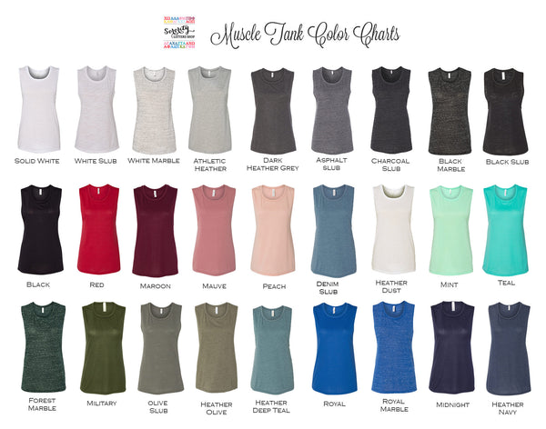 Delta Zeta Sleeveless Tee with Est. 1902