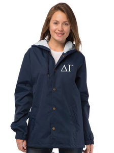 Delta Gamma Coaches Jacket