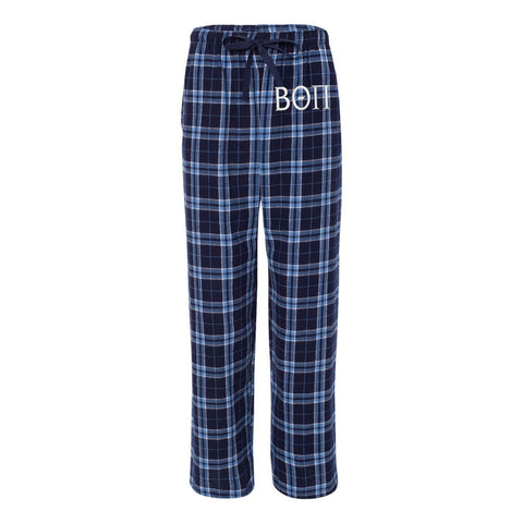 Beta Theta Pi Flannel Pants