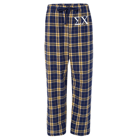 Sigma Chi Flannel Pants