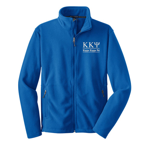 Kappa Kappa Psi Fleece Jacket