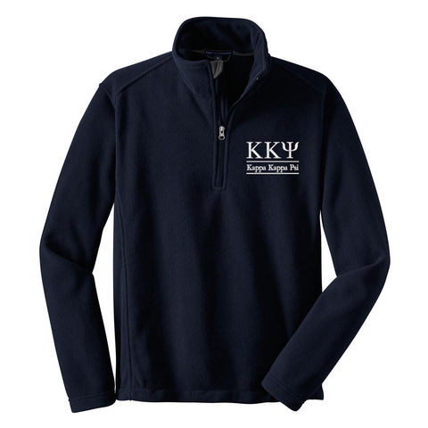 Kappa Kappa Psi Fleece Pullover