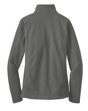 Alpha Delta Pi Fleece Zip Cadet Jacket