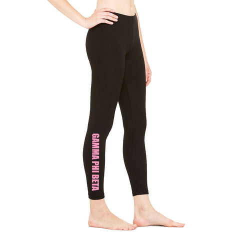 Gamma Phi Beta Leggings