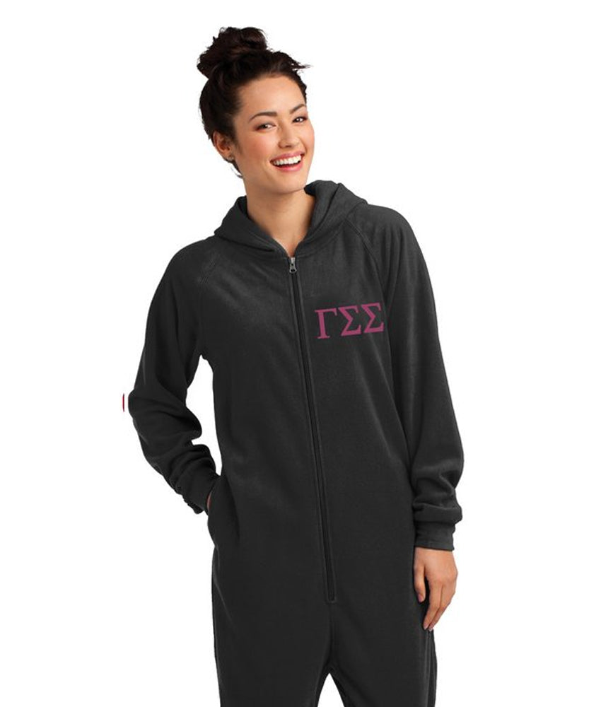 Gamma Sigma Sigma Fleece Lounger