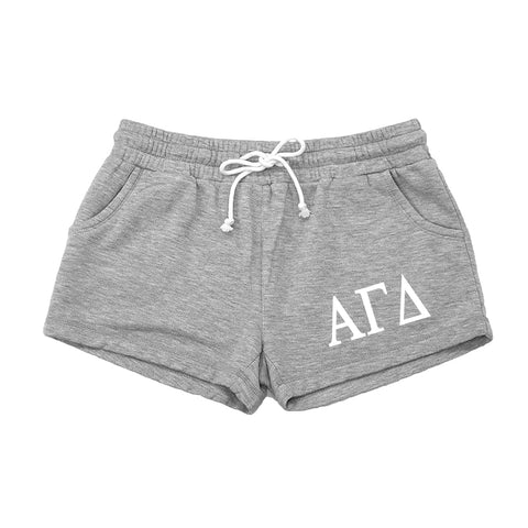Alpha Gamma Delta Rally Shorts