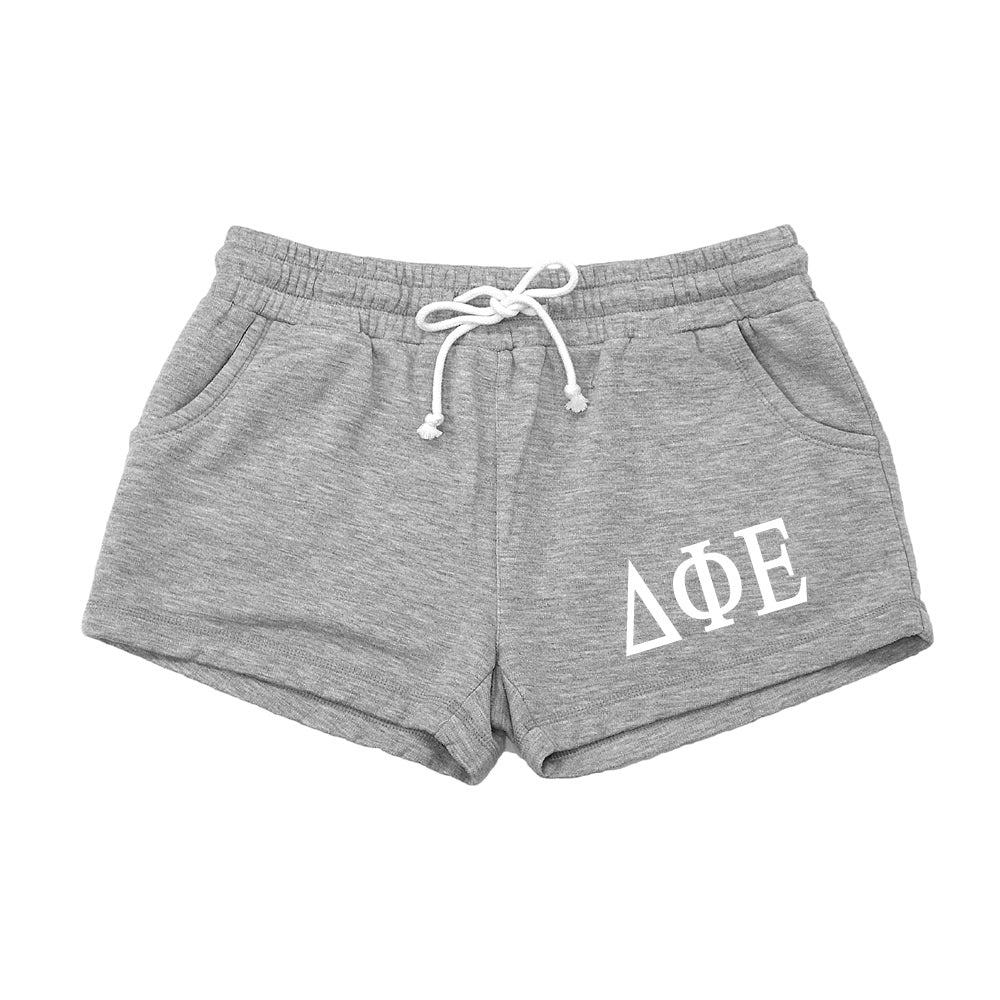 Delta Phi Epsilon Rally Shorts