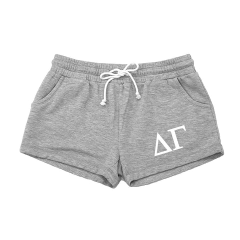 Delta Gamma Rally Shorts
