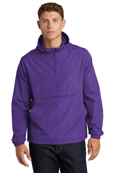 Sigma Beta Rho Windbreaker - Pullover