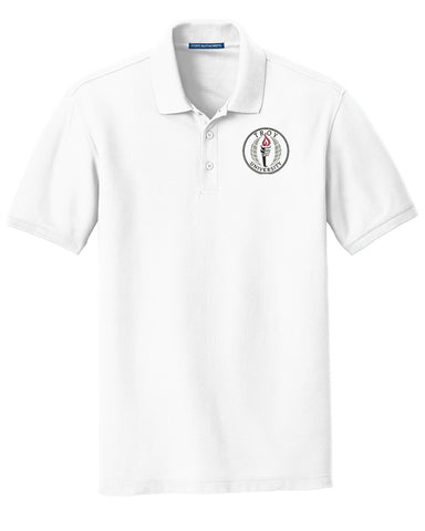 Troy University Short Sleeve Polo Shirt