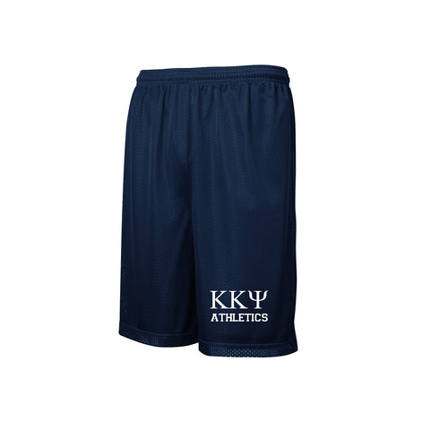 Kappa Kappa Psi Mesh Sports Shorts