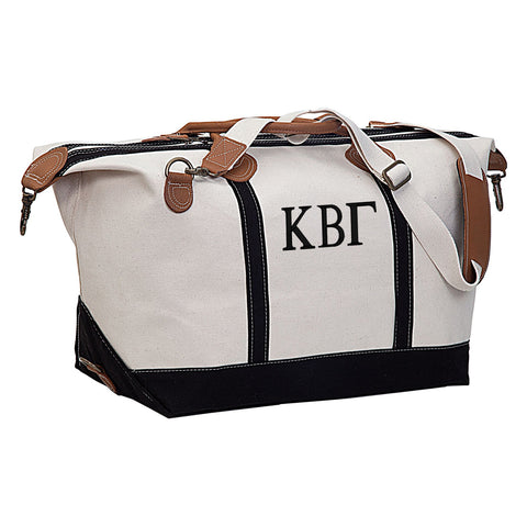 Kappa Beta Gamma Weekender Travel Bag