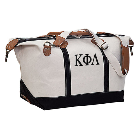 Kappa Phi Lambda Weekender Travel Bag