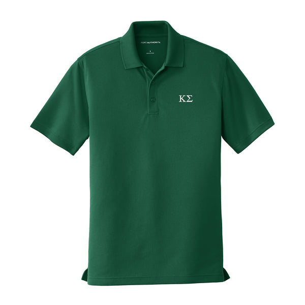 Kappa Sigma Performance Polo - Short Sleeve