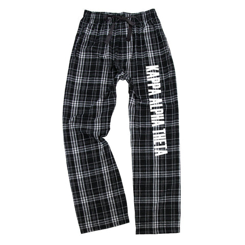 Kappa Alpha Theta Flannel Pants