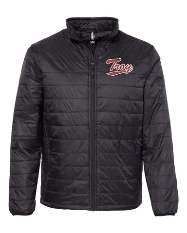 Troy University Puffer Jacket - Mens