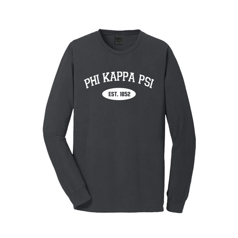 Phi Kappa Psi Long Sleeve Vintage T-Shirt