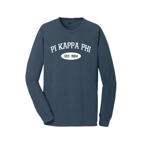 Pi Kappa Phi Long Sleeve Vintage T-Shirt