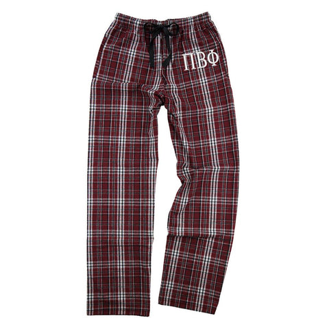 Pi Beta Phi Flannel Pants