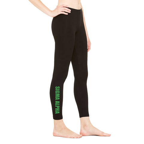 Sigma Alpha Leggings