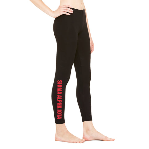 Sigma Alpha Iota Leggings