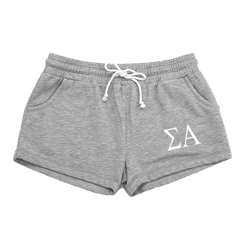 Sigma Alpha Rally Shorts