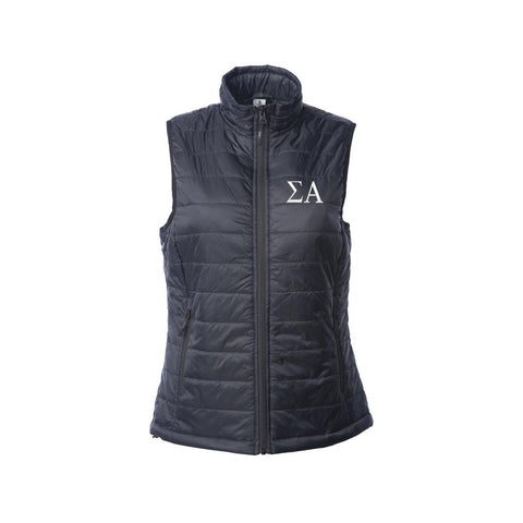 Sigma Alpha Puffy Vest