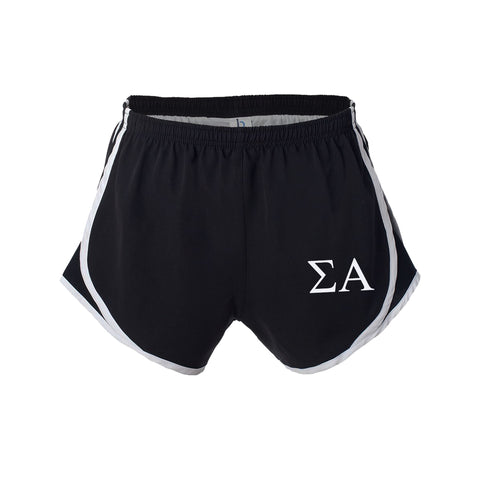 Sigma Alpha Running Shorts