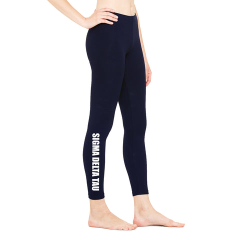 Sigma Delta Tau Leggings