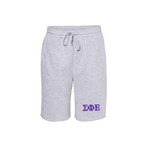 Sigma Phi Epsilon Midweight Fleece Shorts