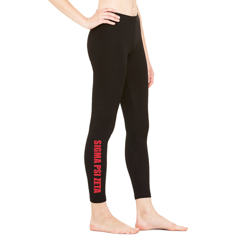 Sigma Psi Zeta Leggings